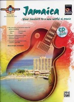 Jamaica - Guitar Atlas - Raleigh Green - Partition - laflutedepan.com