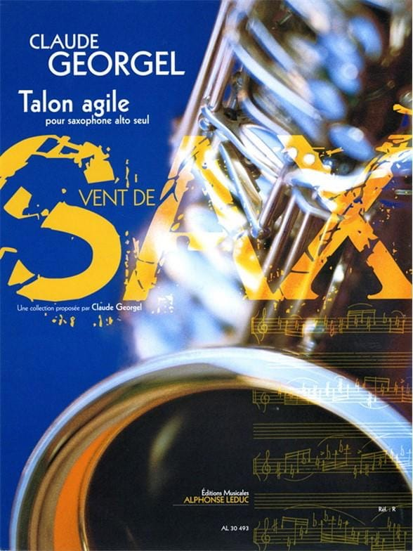 Claude Georgel - Talon agile - Partition - di-arezzo.fr