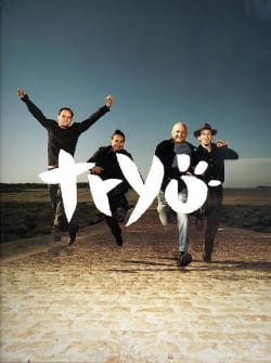 Tryo - What we love each other - Partition - di-arezzo.co.uk