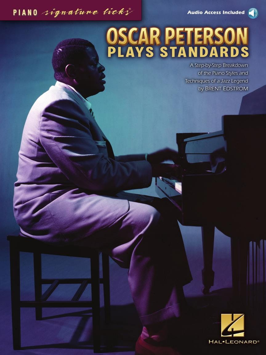 Oscar Peterson - Oscar Peterson Plays Standards - Partition - di-arezzo.fr