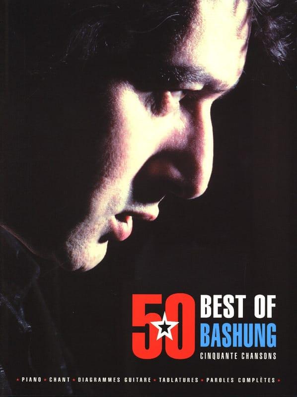 50 Best Of - Bashung - Alain Bashung - Partition - laflutedepan.com