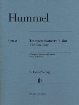 Trompetenkonzert E-Dur - HUMMEL - Partition - laflutedepan.com