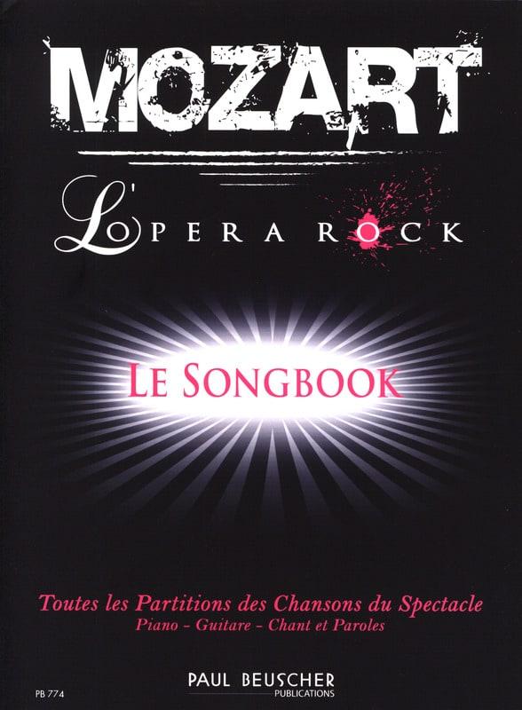 - Mozart - The rock opera - Partition - di-arezzo.co.uk
