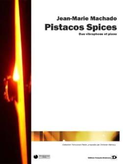 Pistacos Spices - Jean-Marie Machado - Partition - laflutedepan.com