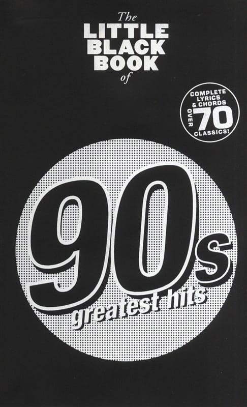 The little black book of 90s Greatest Hits - laflutedepan.com