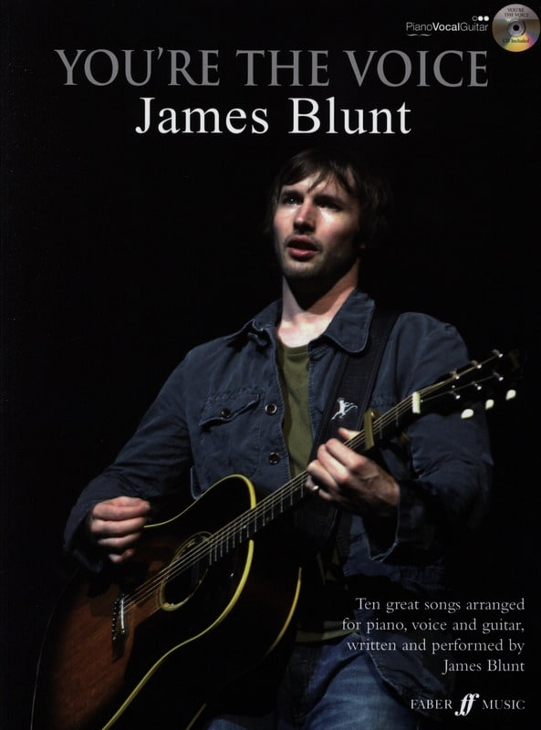 James Blunt - You're The Voice - Partition - di-arezzo.fr
