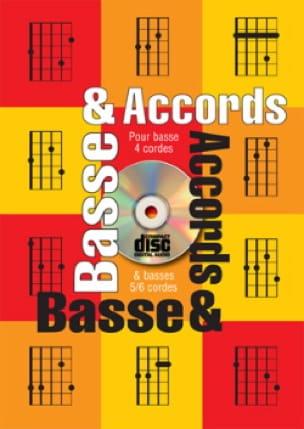 Basse & Accords - Bruno Tauzin - Partition - laflutedepan.com
