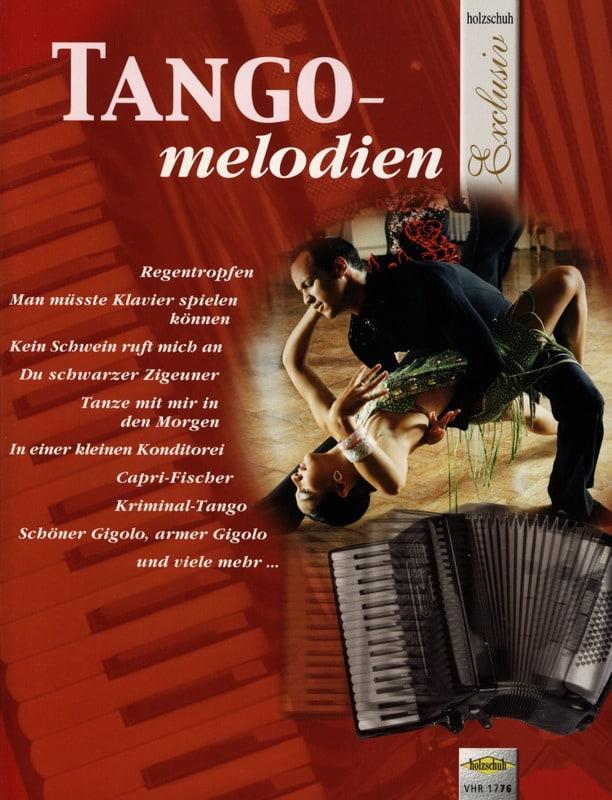 Tango-Melodien - Partition - Accordéon - laflutedepan.com