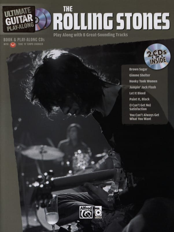 ROLLING STONES - Ultimate Guitar Play-Along - Partition - di-arezzo.co.uk