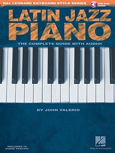 Latin Jazz Piano - John Valerio - Partition - laflutedepan.com