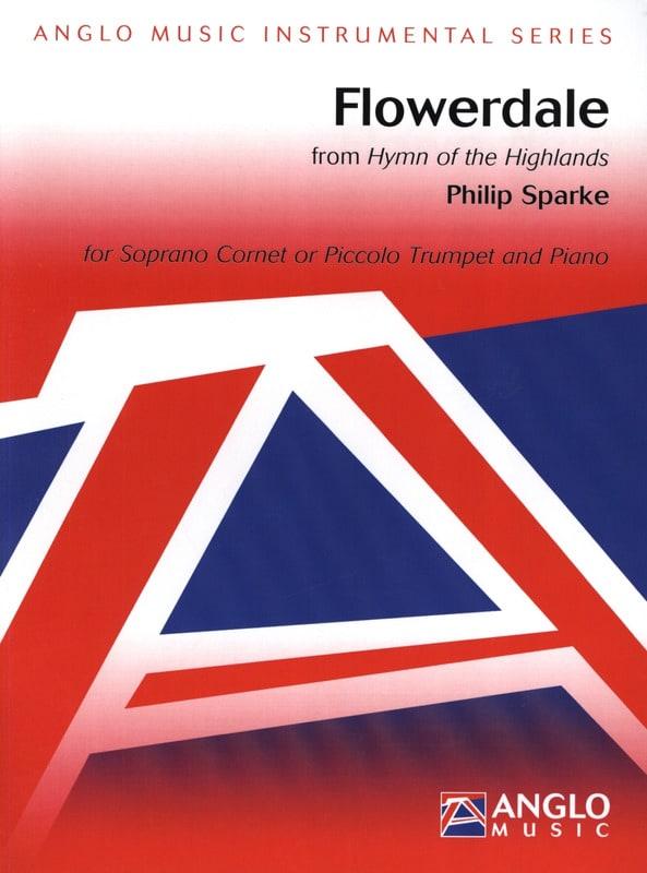 Flowerdale - Philip Sparke - Partition - Trompette - laflutedepan.com