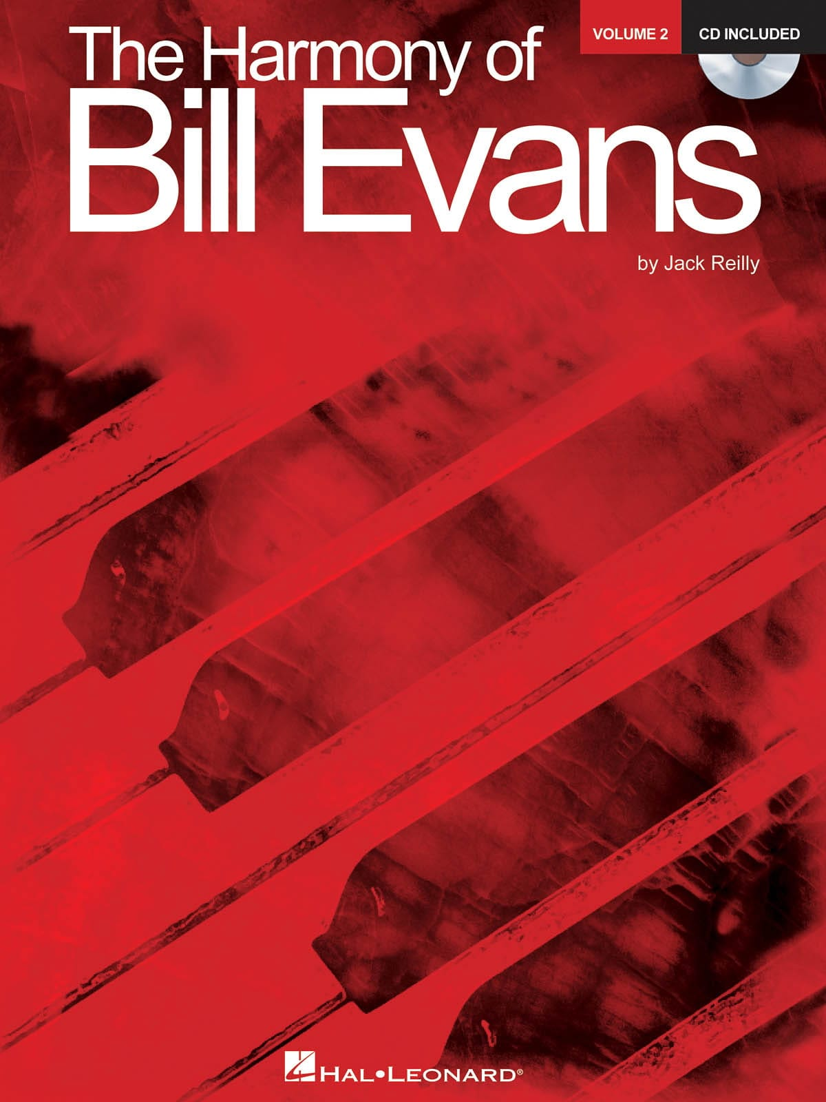 The Harmony Of Bill Evans Volume 2 - Jack Reilly - laflutedepan.com
