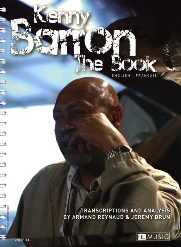 Kenny Barron The Book - Kenny Barron - Partition - laflutedepan.com