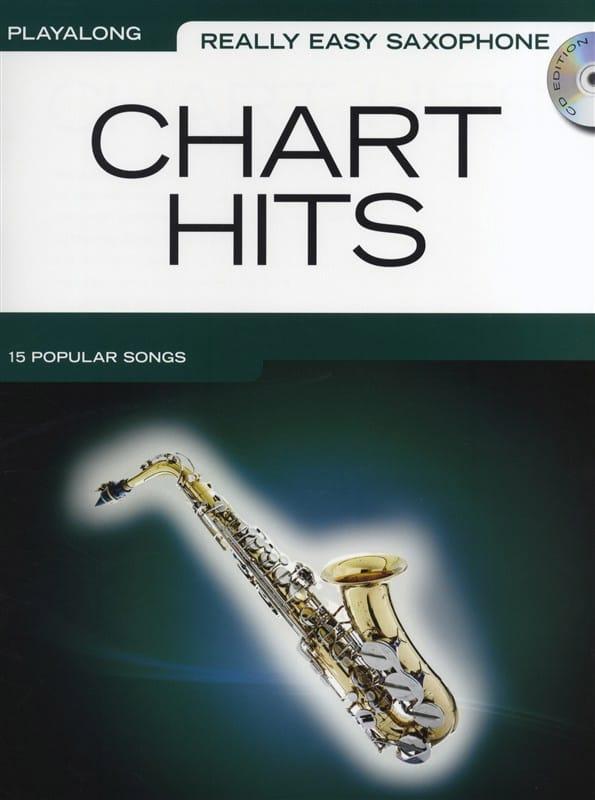 Really Easy Saxophone - Chart Hits - Partition - laflutedepan.com