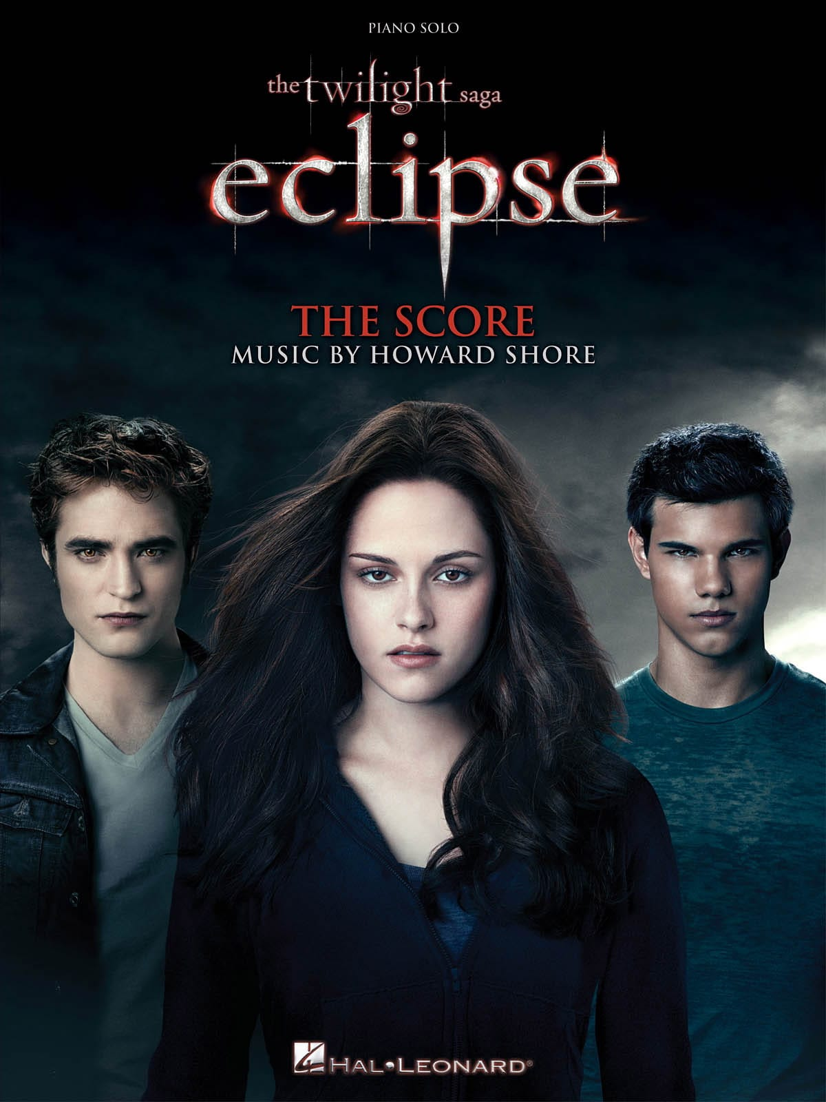 Howard Shore - La saga Crepúsculo: Eclipse - La puntuación - Partition - di-arezzo.es