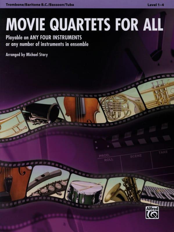 - Movie quartets for all - Partition - di-arezzo.co.uk