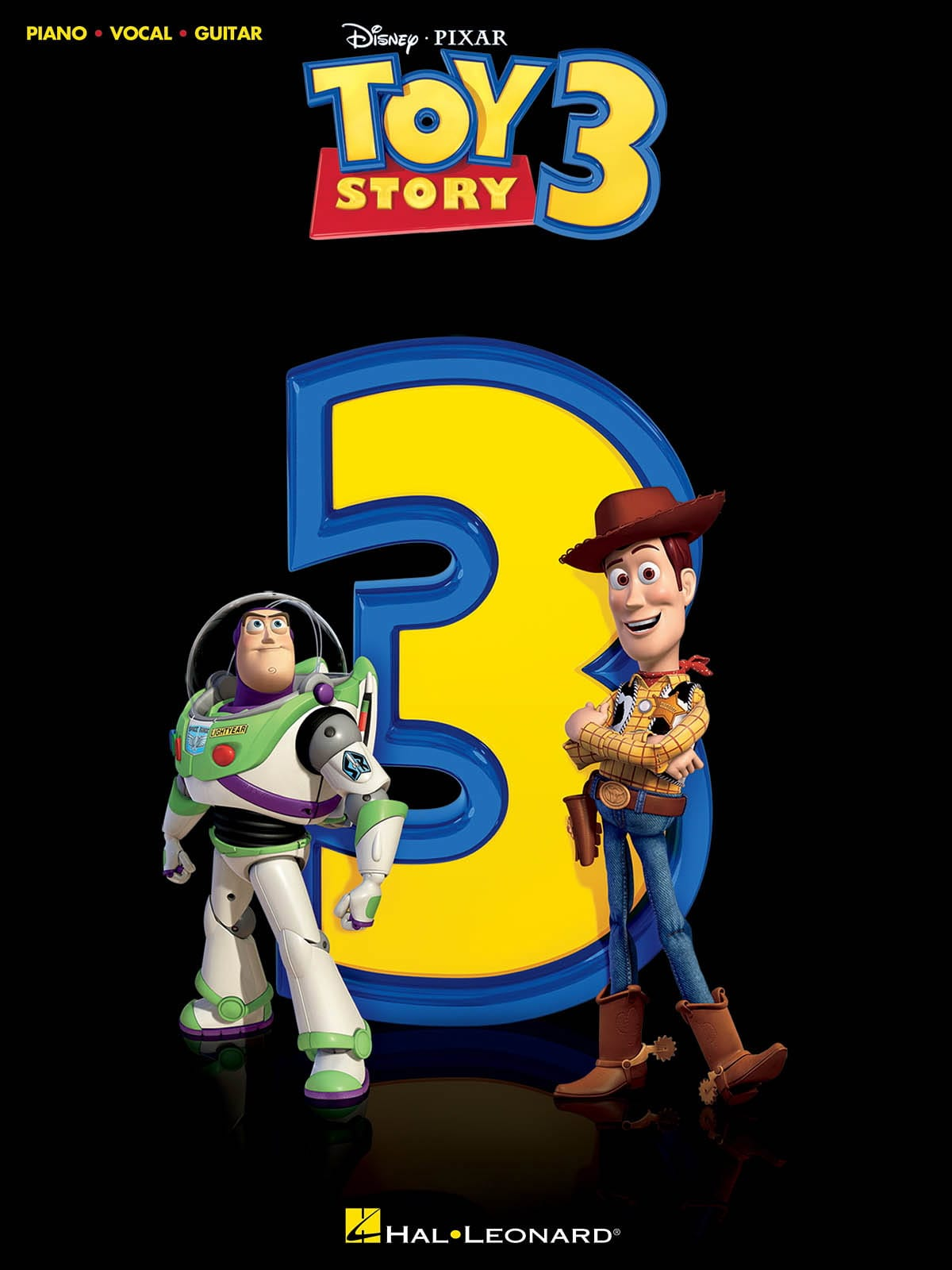Toy Story 3 - Partition - Musique de film - laflutedepan.com