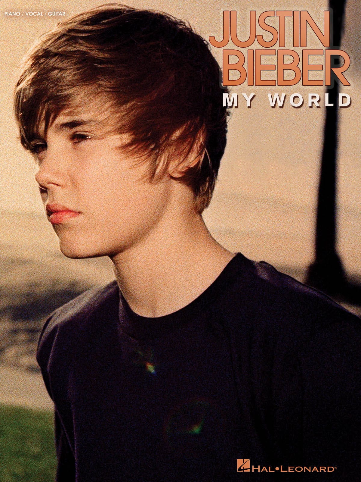 My World - Justin Bieber - Partition - Pop / Rock - laflutedepan.com