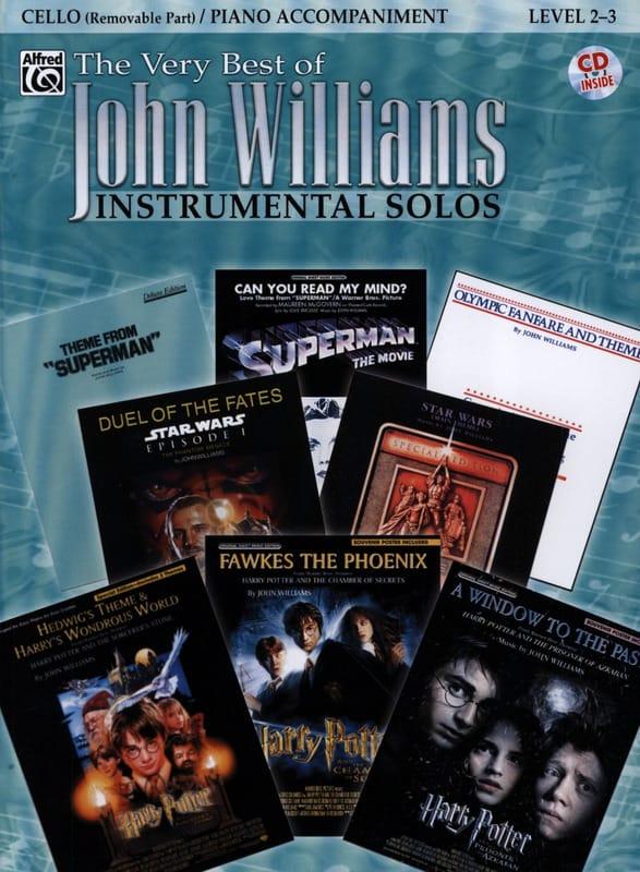 John Williams - The Very Best Of John Williams - Partition - di-arezzo.co.uk