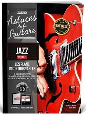 Astuces de la Guitare Jazz Volume 1 - COUP DE POUCE - laflutedepan.com