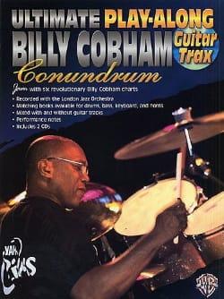 Ultimate Play-Along Billy Cobham Conundrum: Guitar Trax - laflutedepan.com
