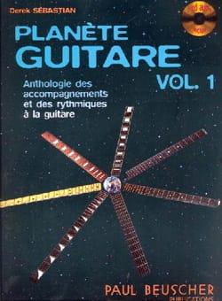 Planète Guitare Volume 1 - Derek Sébastian - laflutedepan.com