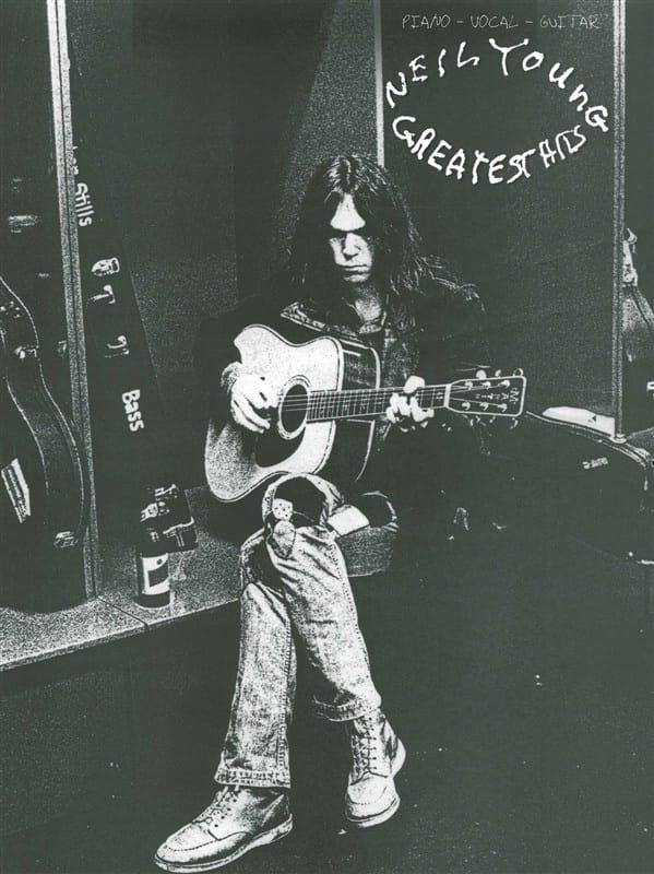 Greatest Hits - Neil Young - Partition - Pop / Rock - laflutedepan.com