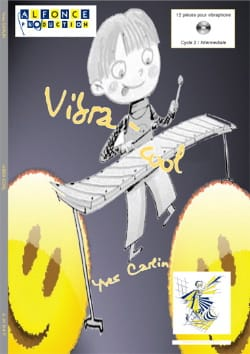 Vibra cool - 12 Pièces - Yves Carlin - Partition - laflutedepan.com