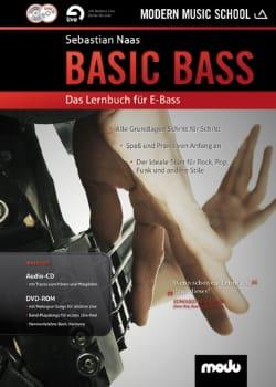Basic Bass - Sebastian Naas - Partition - Guitare - laflutedepan.com