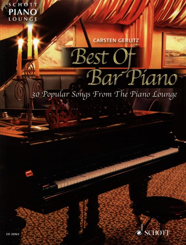 - Best Of Piano Bar - Partition - di-arezzo.co.uk