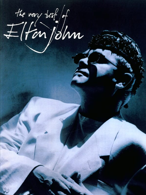 Elton John - The Very Best Of Elton John - Partition - di-arezzo.co.uk