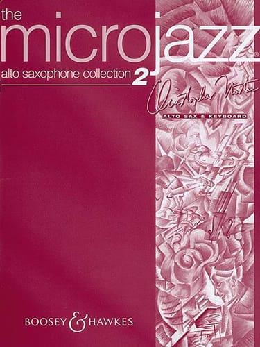 christopher Norton - La colección Microjazz Alto Saxofón 2 - Partition - di-arezzo.es