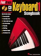 Fast Track Keyboard 1 - Songbook - Partition - laflutedepan.com
