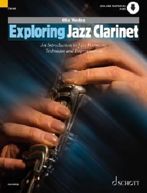 Ollie Weston - Exploring Jazz Clarinet - Partition - di-arezzo.co.uk