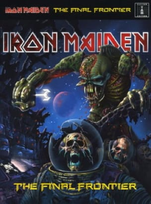 The Final Frontier - Iron Maiden - Partition - laflutedepan.com