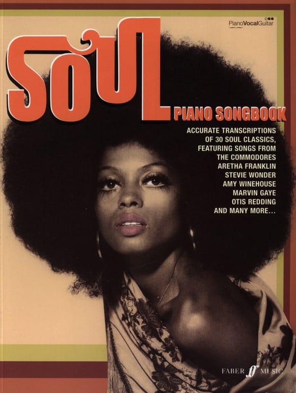 Soul Piano Songbook - Partition - Jazz - laflutedepan.com