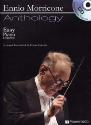 Ennio Morricone - Anthology - Easy Piano - Partition - di-arezzo.co.uk