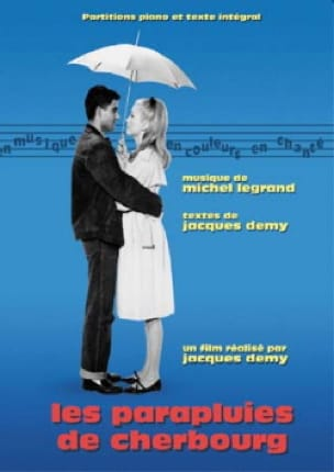 Michel Legrand - Umbrellas of Cherbourg - Partition - di-arezzo.co.uk