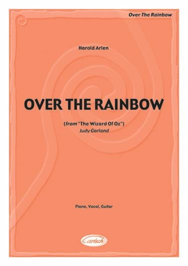 Harold Arlen - Over the Rainbow - Partition - di-arezzo.co.uk