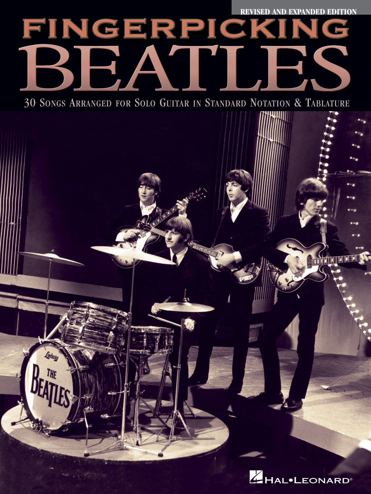 BEATLES - Fingerpicking Beatles - Revised And Expanded Edition - Partition - di-arezzo.fr