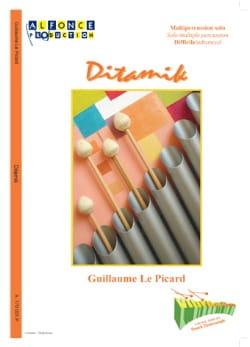 Ditamik - Picard Guillaume Le - Partition - laflutedepan.com