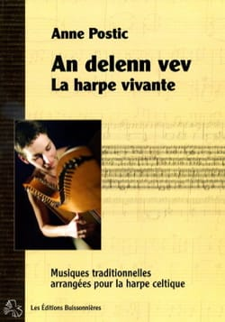 An Delenn Vev - la Harpe Vivante - Anne Postic - laflutedepan.com