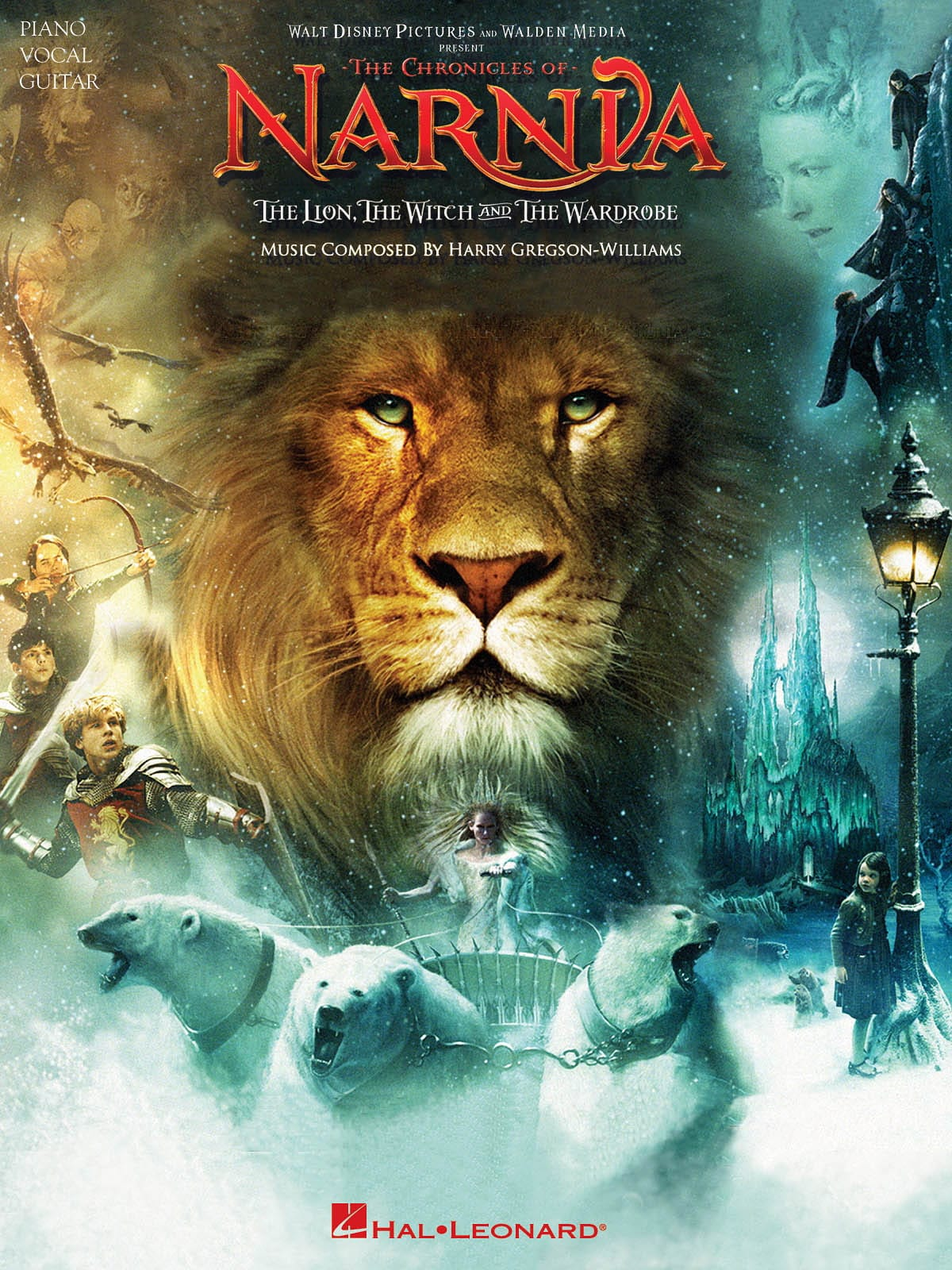 Harry Gregson-Williams - The Chronicles Of Narnia - The Lion, The Witch And The Wardrobe - Partition - di-arezzo.fr