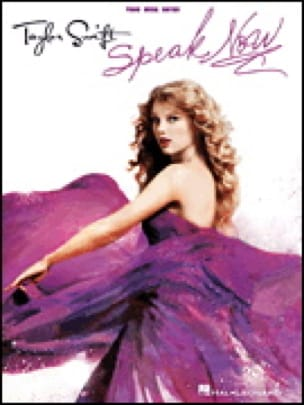Taylor Swift - Speak Now - Partition - di-arezzo.co.uk