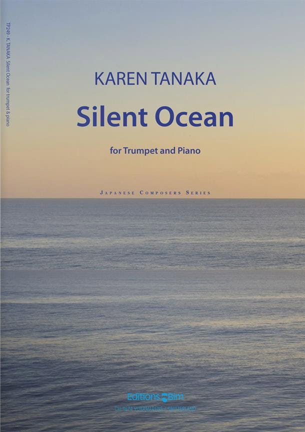 Karen Tanaka - Silent Ocean - Partition - di-arezzo.co.uk