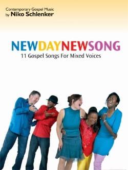 NewDayNewSong - 11 Gospel Songs - Niko Schlenker - laflutedepan.com