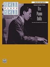 Gershwin Plays Gershwin - Selection from the Piano Rolls - laflutedepan.com