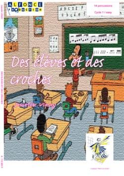 Des Elèves et des Croches - Jocelyn Vinay - laflutedepan.com