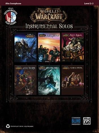 World of Warcraft - Instrumental solos - laflutedepan.com