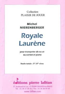 Royale Laurène - Michel Nierenberger - Partition - laflutedepan.com
